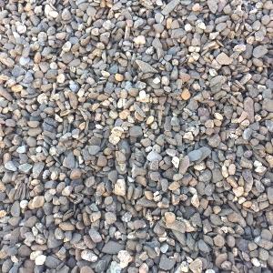 Kies und Sand: Kies Körnung 16-32 Kiesgrube Leimig Rheinland Koblenz St Sebastian